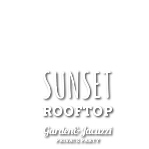 sunset rooftop