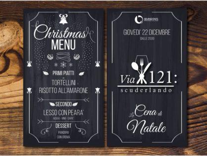 La cena di Natale Brain Events