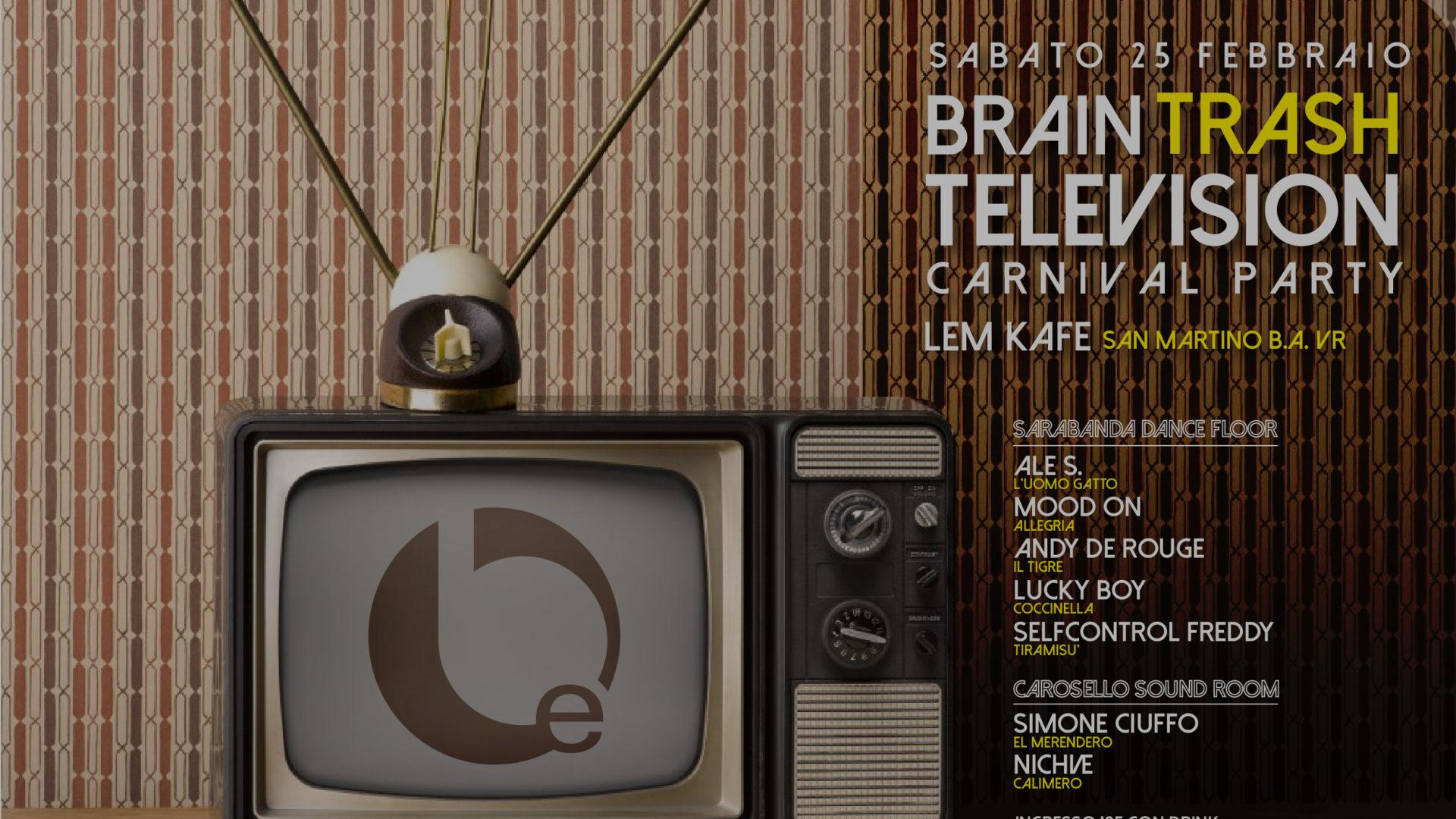 Brain Trash Television