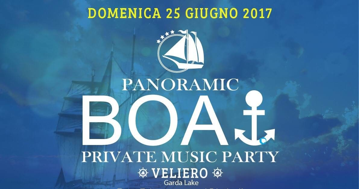 Panoramic Boat - Il veliero